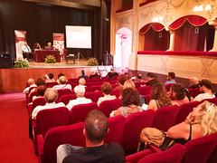 Premiazione al Teatro Cicero di Cefalù